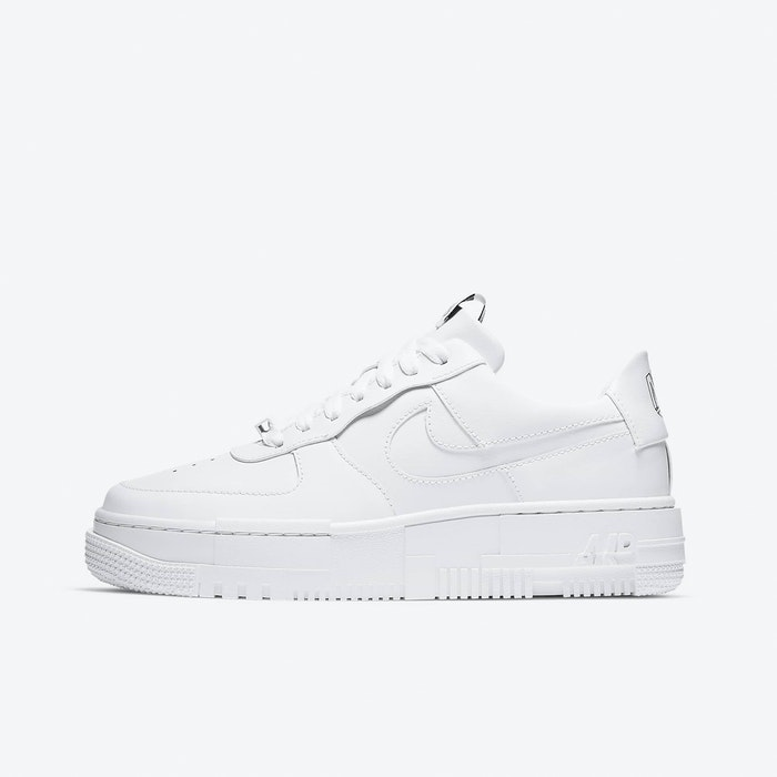 ZAPATILLA NIKE AIR FORCE 1 PIXEL WHITE MUJER